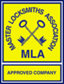 Master Locksmiths Association Logo
