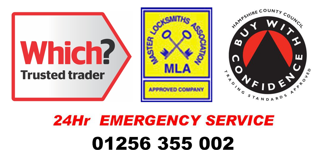 logos. Master Locksmiths Association, Which Trusted Traders, Buy with Confidence
